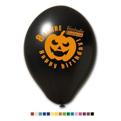 Werbeluftballon Ø 35 cm - Preis per 1.000 Stück inkl. 1/0 Siebdruck W2009 bedrucken