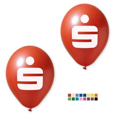 Werbeluftballon Ø 35 cm - Preis per 1.000 Stück inkl. 1/1 Siebdruck W2011 bedrucken