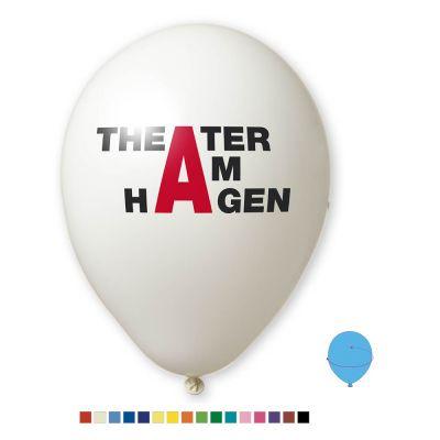 Werbeluftballon Ø 35 cm - Preis per 1.000 Stück inkl. 2/2 Siebdruck W2012 bedrucken