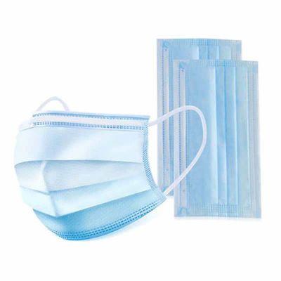 Einweg Mundschutz Maske, einzeln verpackt ab 0,30 € WM0000300