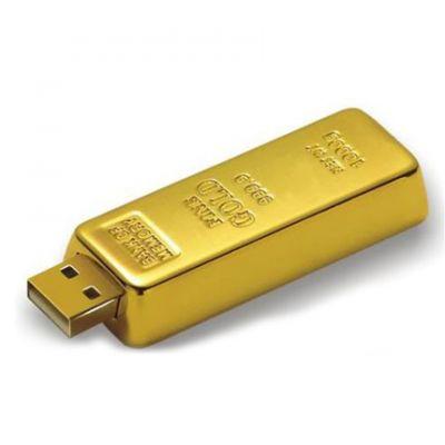 USB-Stick gold bar gelb WM0010407
