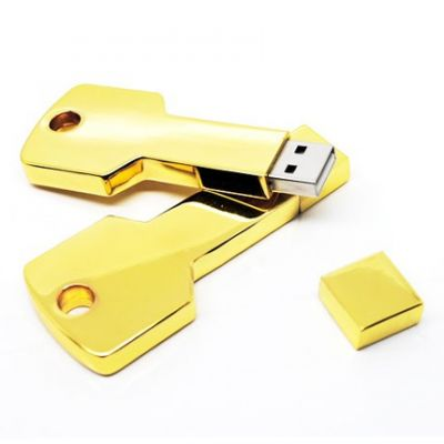 USB-Stick secret key gold WM0010707
