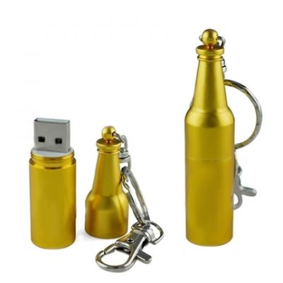 USB-Stick bottle gold WM0011707
