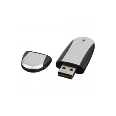 USB Stick combi schwarz-silber WM0003031