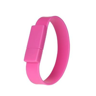 USB Stick band rosa WM0002060