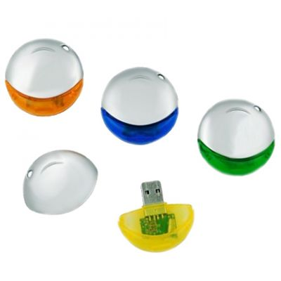 USB Stick circle blau WM0009225