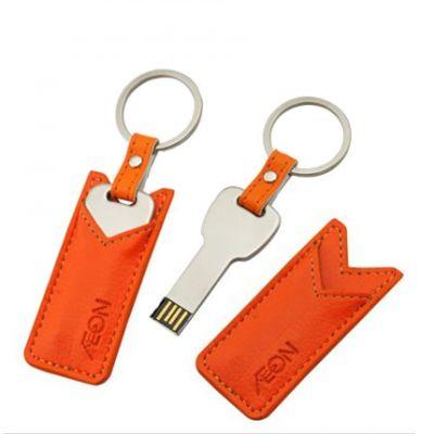 USB flash drive key orange WM0012507