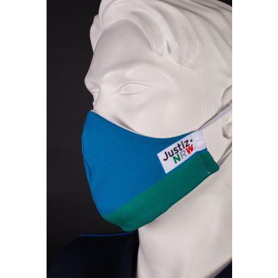 Community Maske inkl. 1c Druck ab 1,89 € schwarz_016 WM0001000