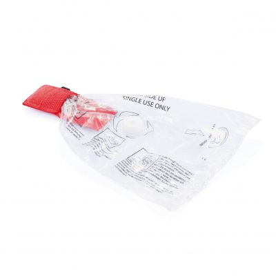 CPR Maske für den Schlüsselbund bedrucken