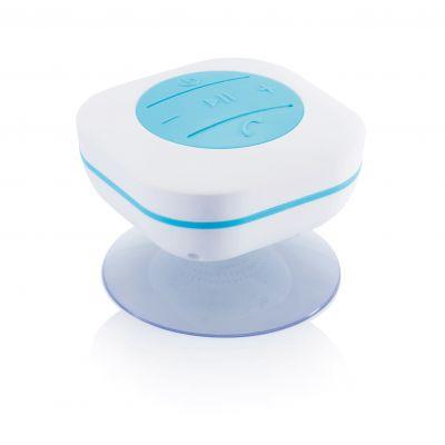 Wasserbeständiger Dusch-Lautsprecher bedrucken