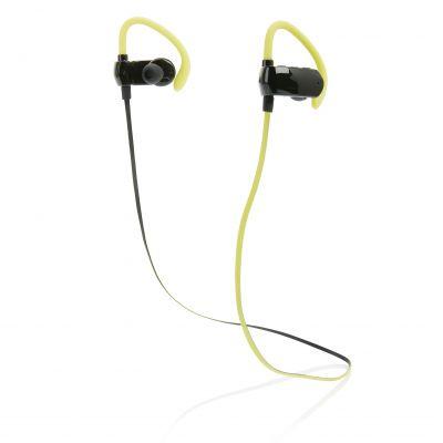 Kabelloser wireless Sport Ohrhörer bedrucken