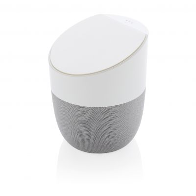 Home-Lautsprecher und Wireless-Charger bedrucken