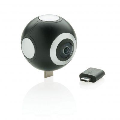 Doppellinse 360 Grad Kamera bedrucken
