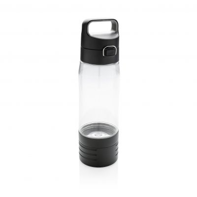 Hydrate Flasche mit True Wireless Kopfhörern bedrucken