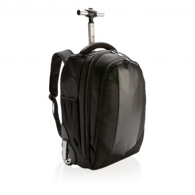 Swiss Peak Trolleyrucksack bedrucken