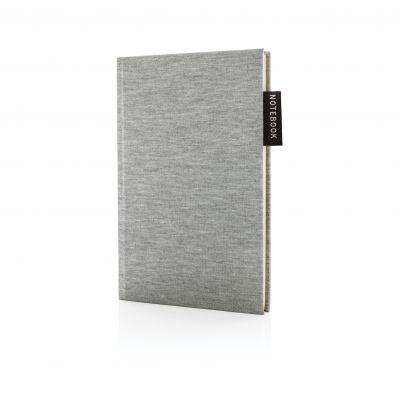 Deluxe A5 Jersey Notizbuch bedrucken