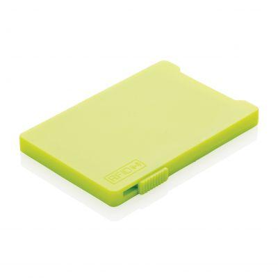 RFID Mehrfach-Kartenhalter bedrucken
